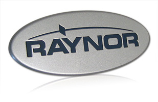 raynor nameplate