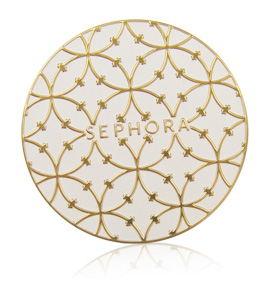 round Sephora compact insert
