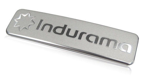 medium sandblast aluminum