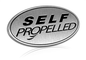 self propelled nameplate