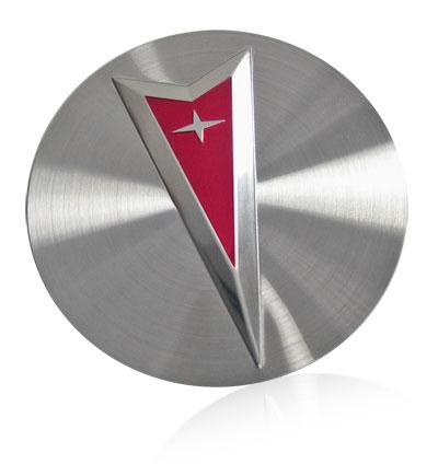 spun aluminum background