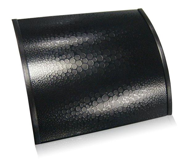 stingray skin aluminum pattern