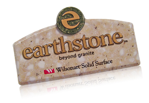 wilsonart earthstone POP nameplate