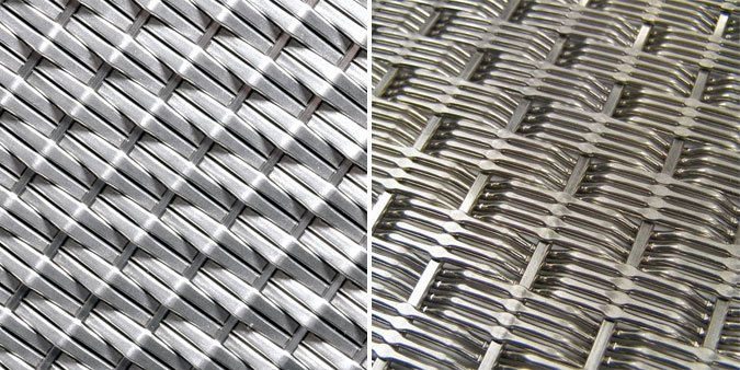 woven wire meshes