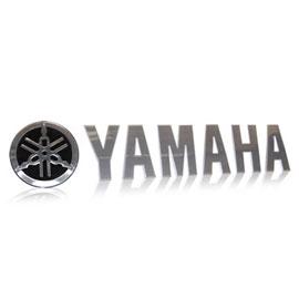 Yamaha Boat Nameplate