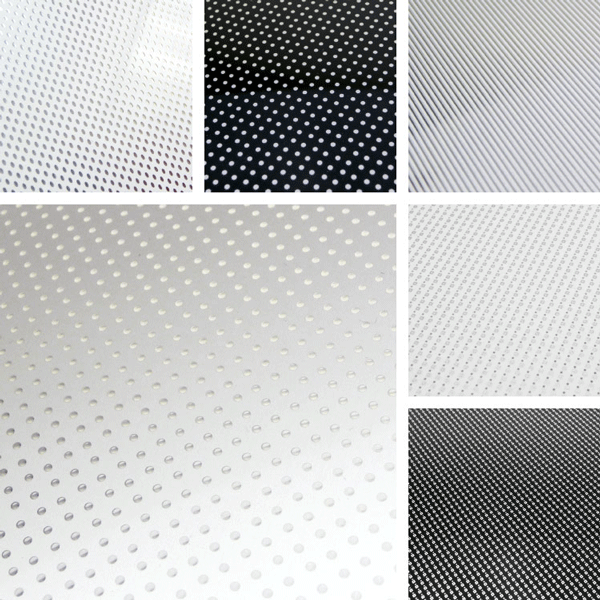 Defined surface Collection | bright aluminum paired with piano black and enamel white finishes