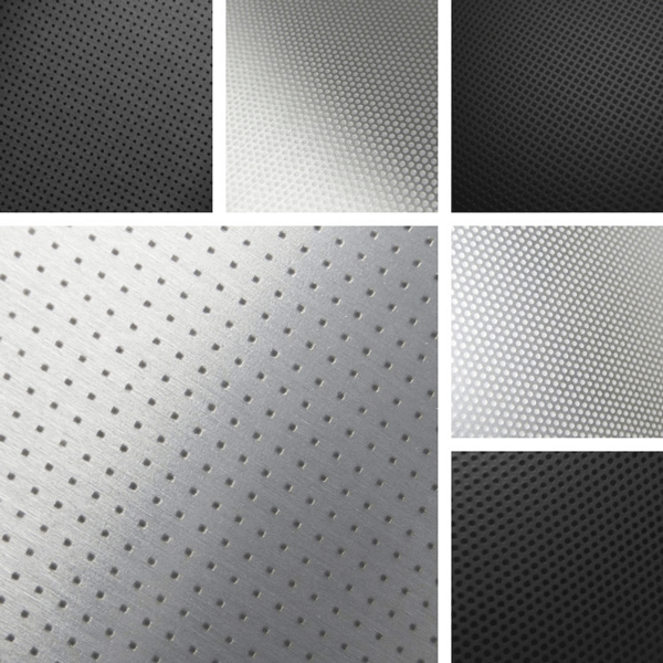 Element Surface Collection | Fine micro textures on aluminum