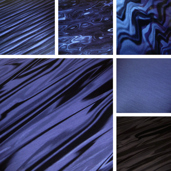 FreeForm Surface Collection | fluid finishes on aluminum surfaces