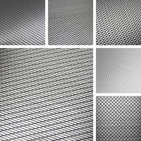 Identity Surface Collection | Micro details on aluminum patterns