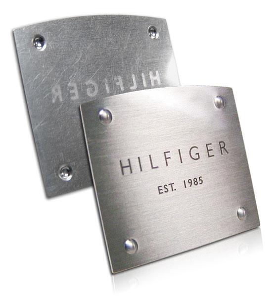 Hilfiger Cologne Label