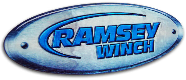 Ramsey Winch brushed look