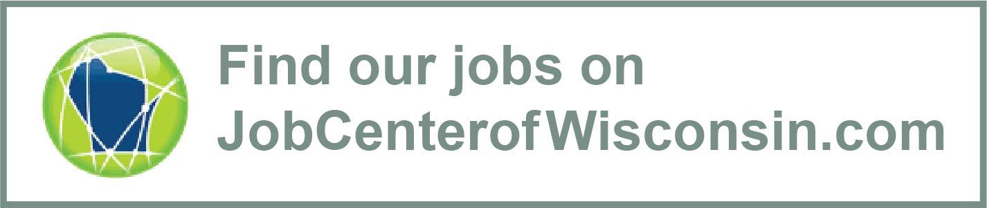Job Center of Wisconsin Button