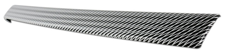 DES-1097-BE aluminum trim with changing scale pattern