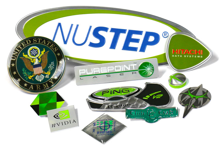 Nameplates and Labels with custom tools