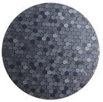 PAT-4643-B hexagon shapes on aluminum