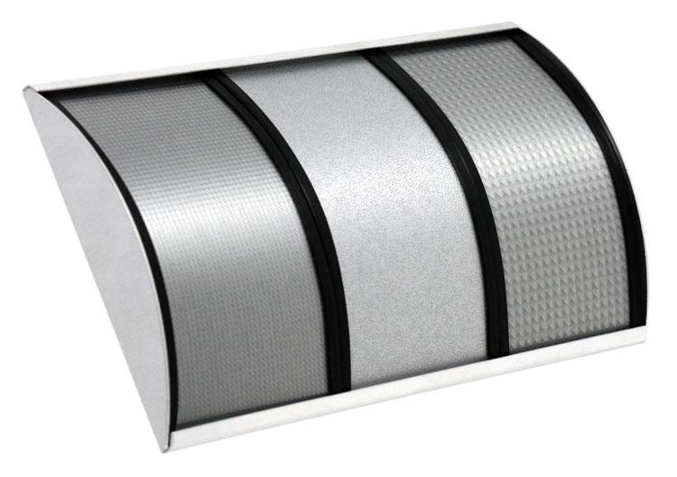 Subtle patterns on aluminum PAT-5069-A DES-488-BV PAT-5070-A