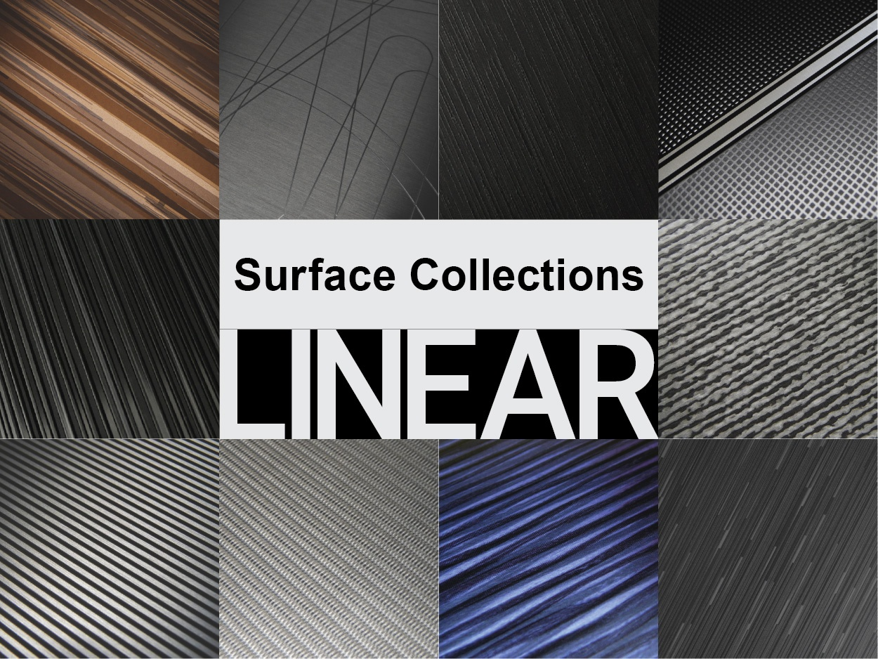 Linear Surface Collection eBook