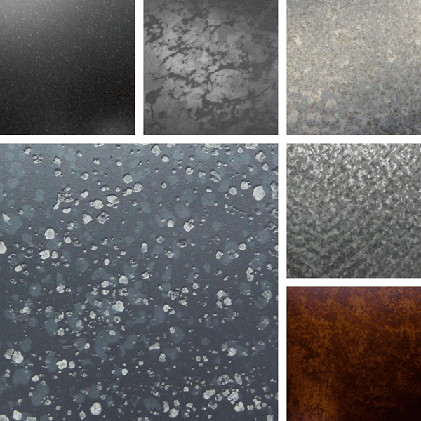 Tarnished | Aluminum Surface Collection