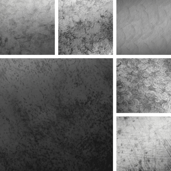 Hammered | Aluminum Surface Collection