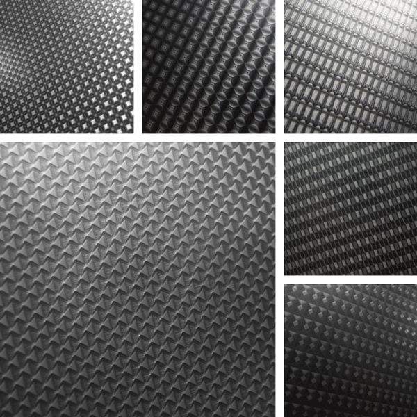 Dimension | Aluminum Surface Collection
