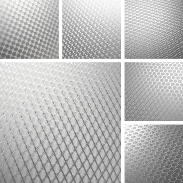 Multilayered | Aluminum Surface Collection