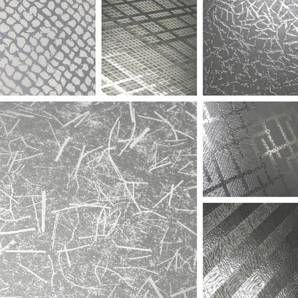 Mélange | Aluminum Surface Collection