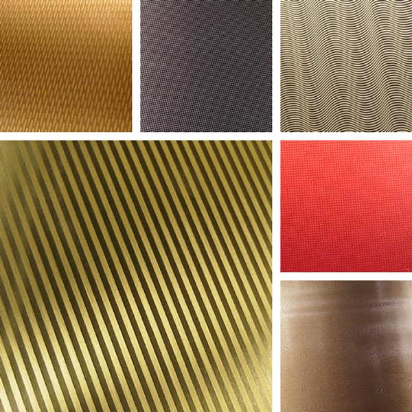 Seasonal Rhythm | Aluminum Surface Collection