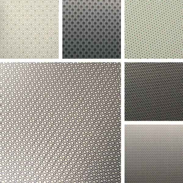 Distorted Order | Aluminum Surface Collection