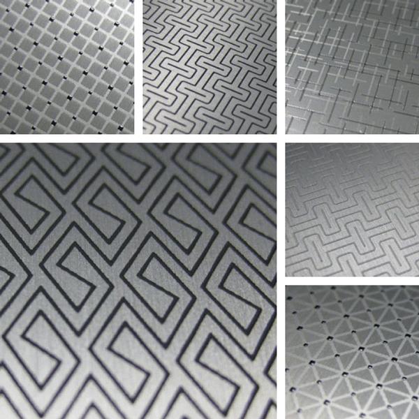 Framework | Aluminum Surface Collection