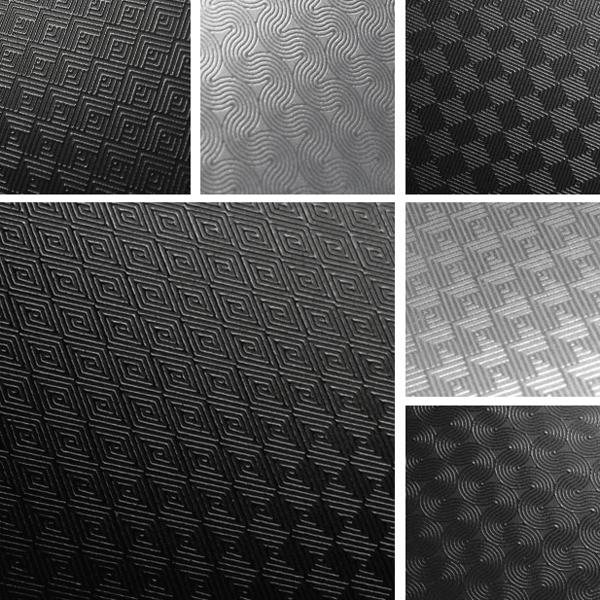 Optic II | Aluminum Surface Collection
